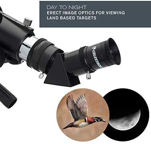 41Qd4TYftNL. AC  - Celestron - 70mm Travel Scope - Portable Refractor Telescope - Fully-Coated Glass Optics - Ideal Telescope for Beginners - BONUS Astronomy Software Package