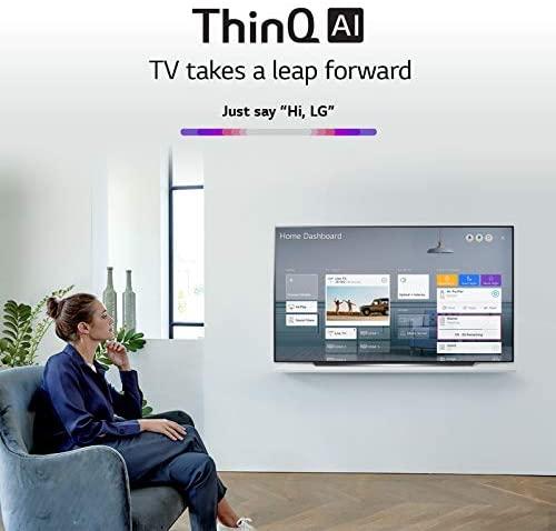 """41XTzXrFbCL. AC  - LG OLED55CXPUA Alexa Built-In CX 55"""" 4K Smart OLED TV (2020)"""