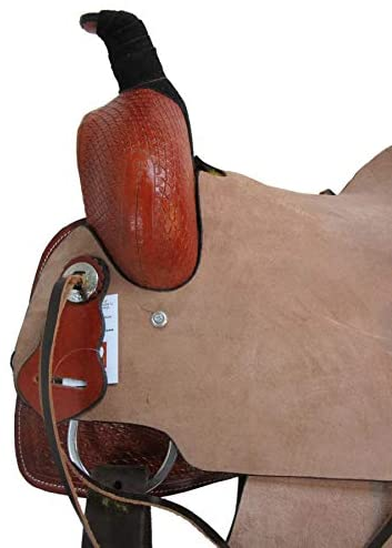 41hAIxGPQgL. AC  - Orlov Hill Leather Co 15 16 17 Roper Ranch Roping Wade Type Trail Pleasure TACK Horse Western Saddle