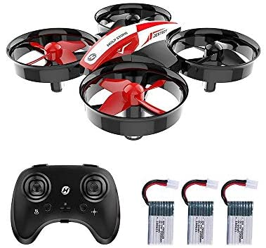 41hHNRqJcGL. AC  - Holy Stone HS210 Mini Drone RC Nano Quadcopter Best Drone for Kids and Beginners RC Helicopter Plane with Auto Hovering, 3D Flip, Headless Mode and Extra Batteries Toys for Boys and Girls