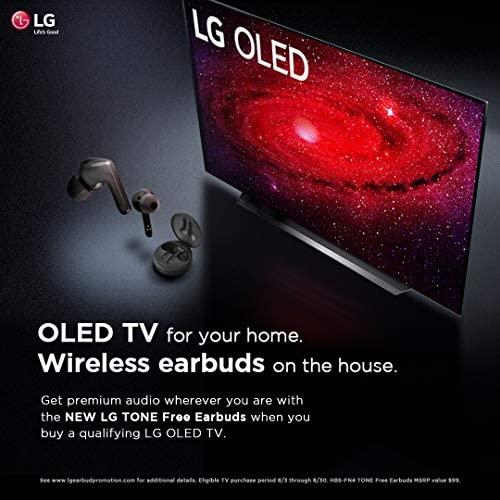 "51 Xpdg+HdL. AC  - LG OLED55CXPUA Alexa Built-In CX 55"" 4K Smart OLED TV (2020)"