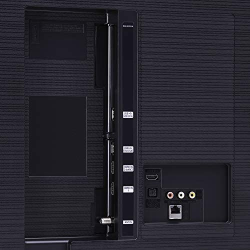 510JSe6KJ3L. AC  - SAMSUNG 65-inch Class Crystal UHD TU-8000 Series - 4K UHD HDR Smart TV with Alexa Built-in (UN65TU8000FXZA, 2020 Model)