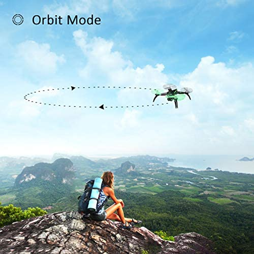519OLj7o9DL. AC  - Contixo F20 GPS RC Quadcopter Photography Drone with Camera for Adults - 5GHz WiFi 1080P FHD Gimbal Camera - 20 Minutes Flight Time - 4 Brushless Motors with 90° Adjustable Camera for Advanced Selfie