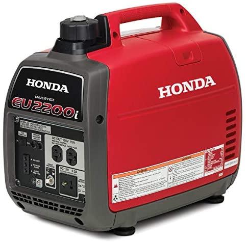 51UkghHVqgL. AC  - Honda EU2200i 2200-Watt 120-Volt Super Quiet Portable Inverter Generator