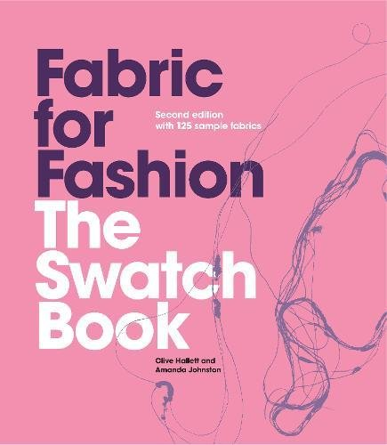 51nm5P99x7L - Fabric for Fashion: The Swatch Book, Second Edition (An invaluable resource containing 125 fabric swatches)