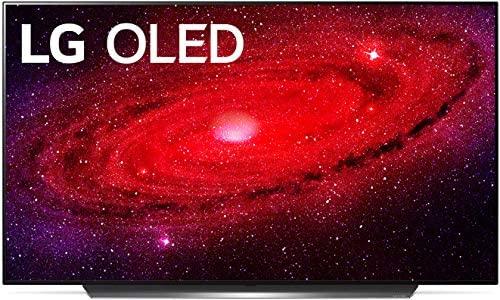 "51oKADGbk L. AC  - LG OLED55CXPUA Alexa Built-In CX 55"" 4K Smart OLED TV (2020)"