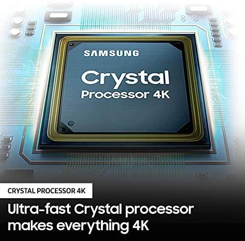 51qXln+dcwL. AC  - SAMSUNG 65-inch Class Crystal UHD TU-8000 Series - 4K UHD HDR Smart TV with Alexa Built-in (UN65TU8000FXZA, 2020 Model)