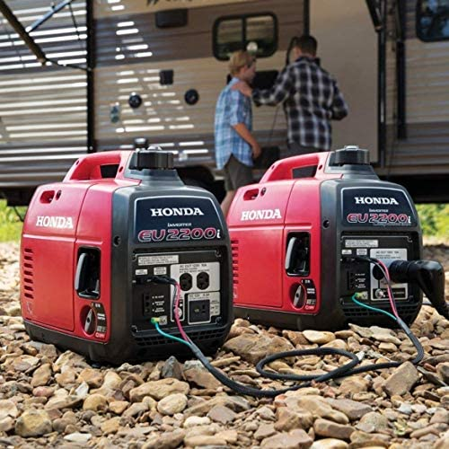 51ssc8TbeDL. AC  - Honda EU2200i 2200-Watt 120-Volt Super Quiet Portable Inverter Generator