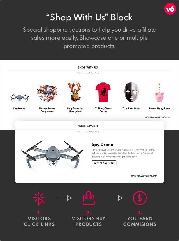 6 shop with us - Bimber - Viral Magazine WordPress Theme