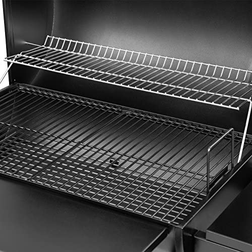 """61oNX2t53LL. AC  - Royal Gourmet 30"""" BBQ Charcoal Grill and Offset Smoker 
