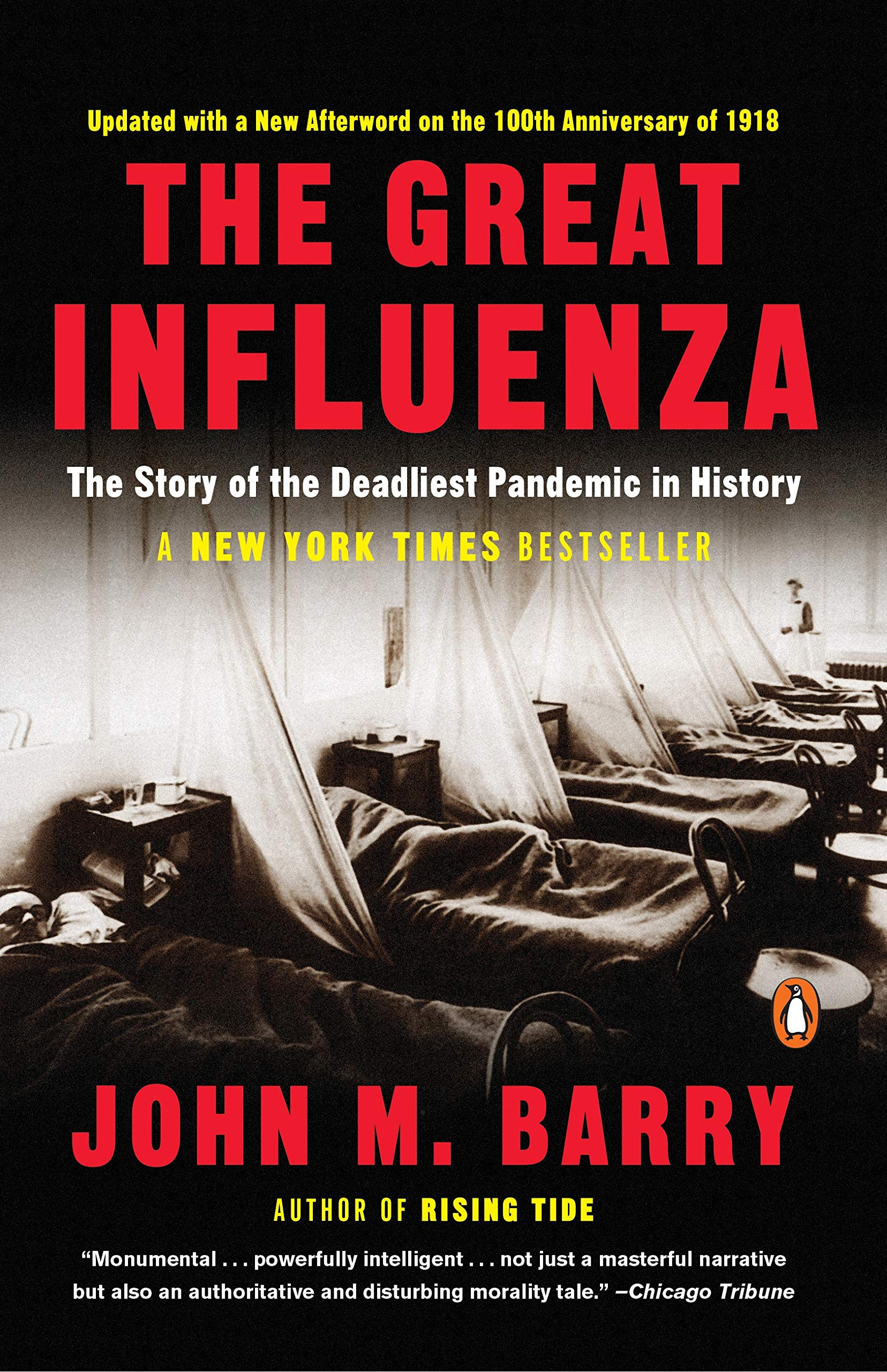 91LgM7DFHlL - The Great Influenza: The Story of the Deadliest Pandemic in History