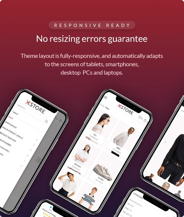 Responsive - XStore | Responsive Multi-Purpose WooCommerce WordPress Theme