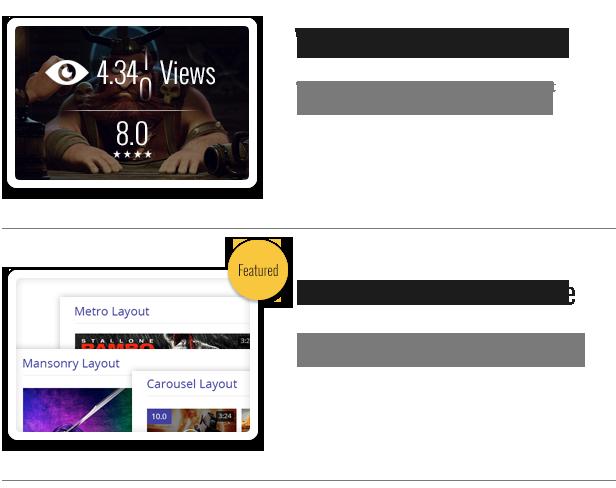 TF TM 009 - True Mag - WordPress Theme for Video and Magazine
