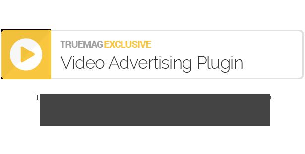 TF TM 022 - True Mag - WordPress Theme for Video and Magazine
