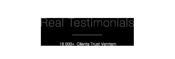 Testimonials title - Church  - WordPress
