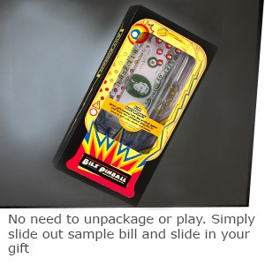 a7fc5c69 d843 43ef a2ce 73aba53cb1c4.  CR0,0,300,300 PT0 SX300 V1    - BILZ Money Maze - Cosmic Pinball for Cash, Gift Cards and Tickets, Fun Reusable Game