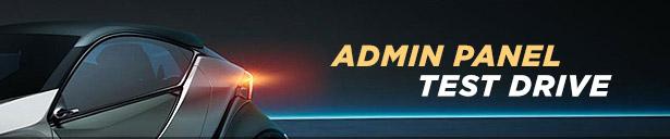 admin bnr - Motors - Car Dealer, Rental & Classifieds WordPress theme