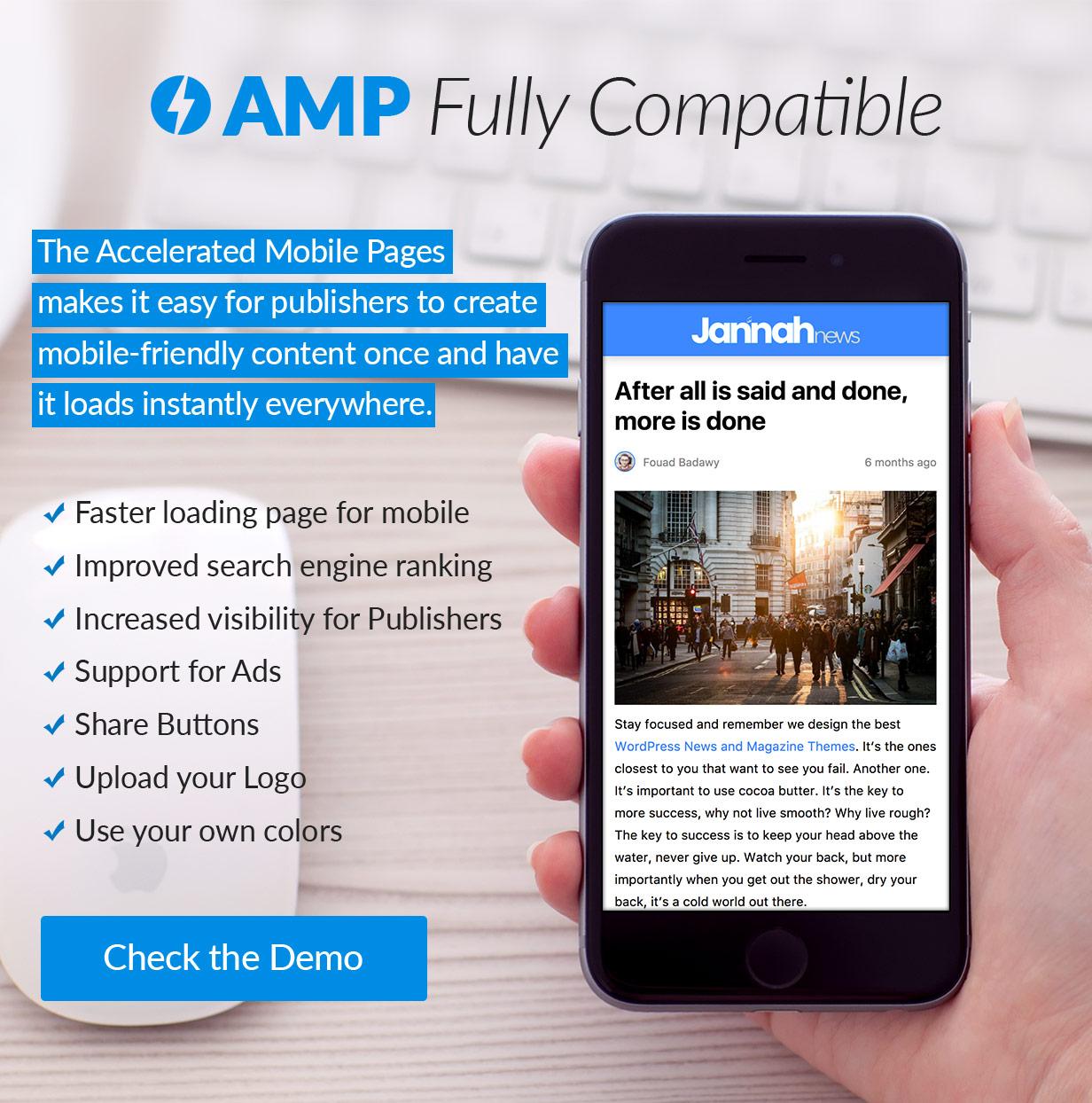 amp - Jannah - Newspaper Magazine News BuddyPress AMP