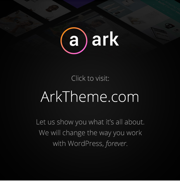 ark ip clickme2 - The Ark | WordPress Theme made for Freelancers