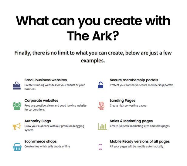ark ip what - The Ark | WordPress Theme made for Freelancers