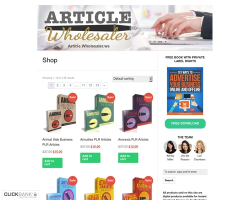articlews x400 thumb - Article Wholesaler — Done-for-You Content and Articles with Private Label Rights