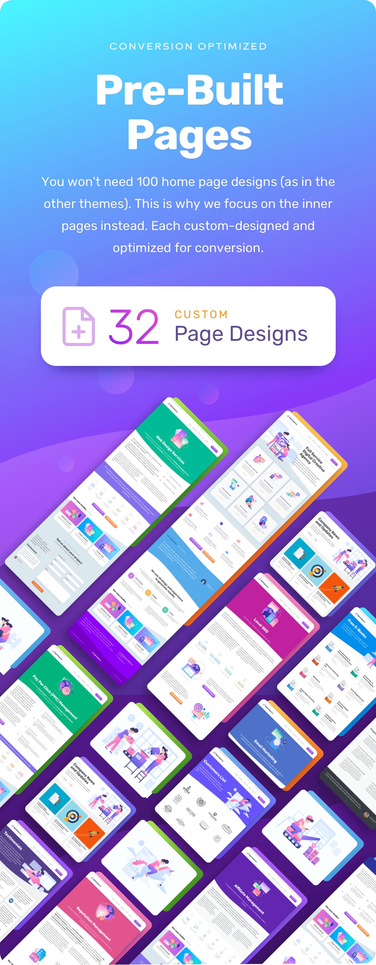b pages - SEOWP | SEO & Digital Marketing WordPress Theme