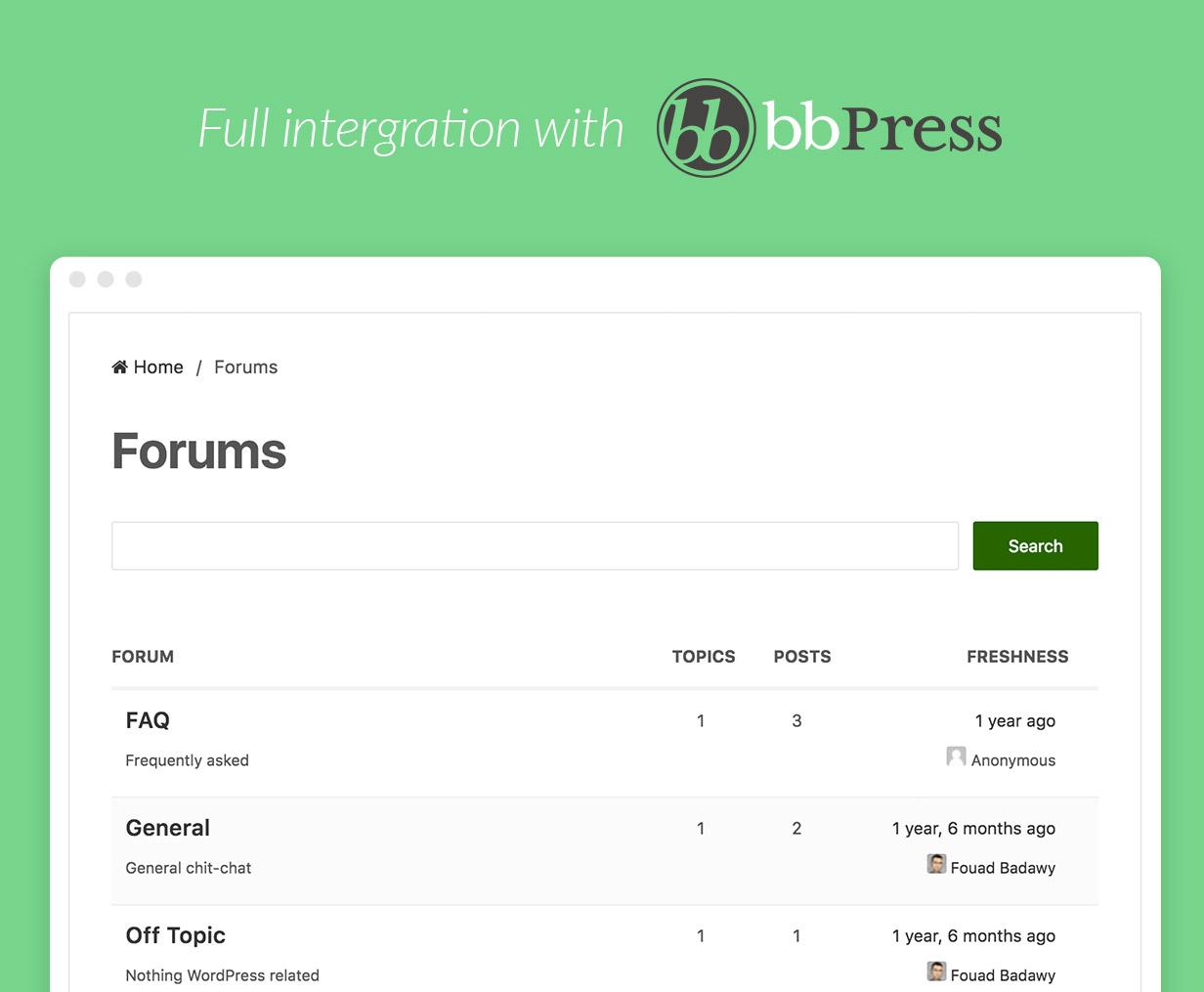 bbpress - Jannah - Newspaper Magazine News BuddyPress AMP
