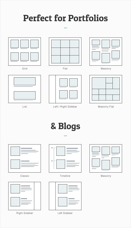 blogs - BeTheme - HTML Responsive Multi-Purpose Template