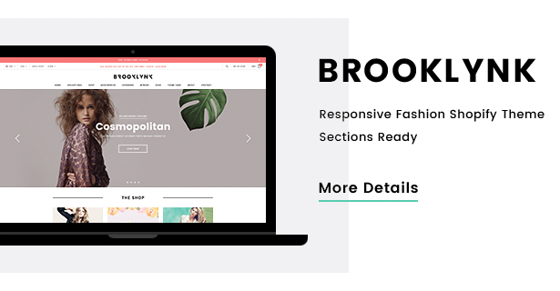 brooklynk responsive fashion shopify theme sections ready - Ella - Multipurpose Shopify Sections Theme