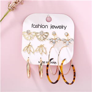 c978e916 95b0 40e4 955f 26c82cf3c864.  CR0,0,300,300 PT0 SX300 V1    - 36 Pairs Fashion Tassel Earrings Set for Women Girls Bohemian Acrylic Hoop Stud Drop Dangle Earring Leather Leaf Earrings for Birthday/Party/Christmas/Friendship Gifts