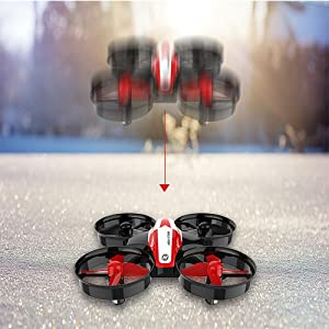 cbd27c81 96d2 4f92 b320 d313129f2985. CR0,0,500,500 PT0 SX300   - Holy Stone HS210 Mini Drone RC Nano Quadcopter Best Drone for Kids and Beginners RC Helicopter Plane with Auto Hovering, 3D Flip, Headless Mode and Extra Batteries Toys for Boys and Girls