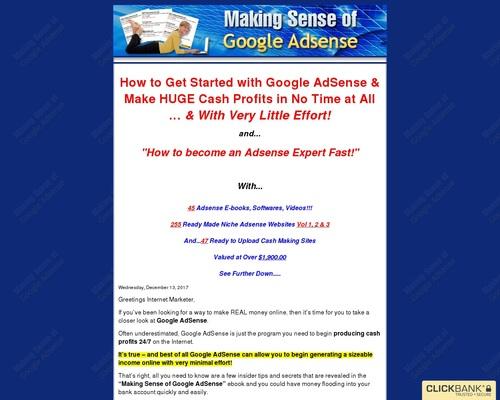ckbks x400 thumb - Making Sense of Google Adsense - Become an Adsense Expert