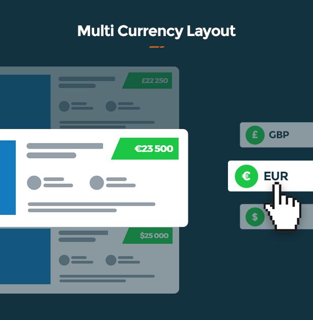currency - Motors - Car Dealer, Rental & Classifieds WordPress theme