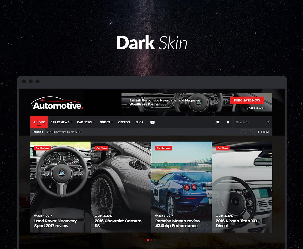 dark skin - Jannah - Newspaper Magazine News BuddyPress AMP