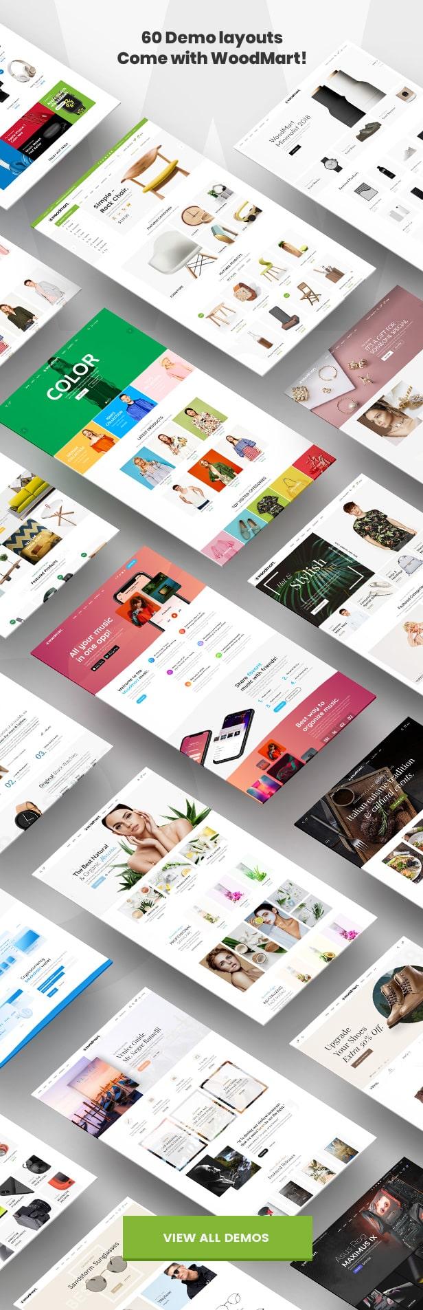 demos 60 - WoodMart - Responsive WooCommerce WordPress Theme