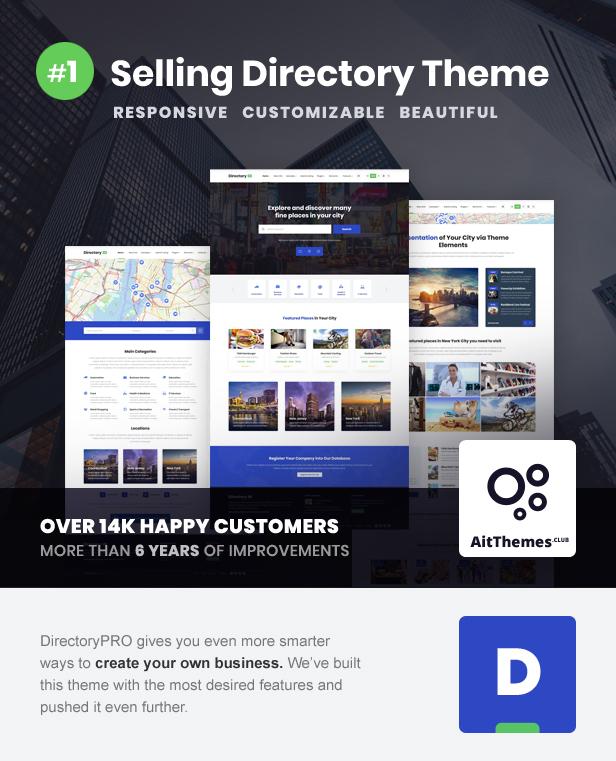 directory intro - DirectoryPRO - WordPress Directory Theme