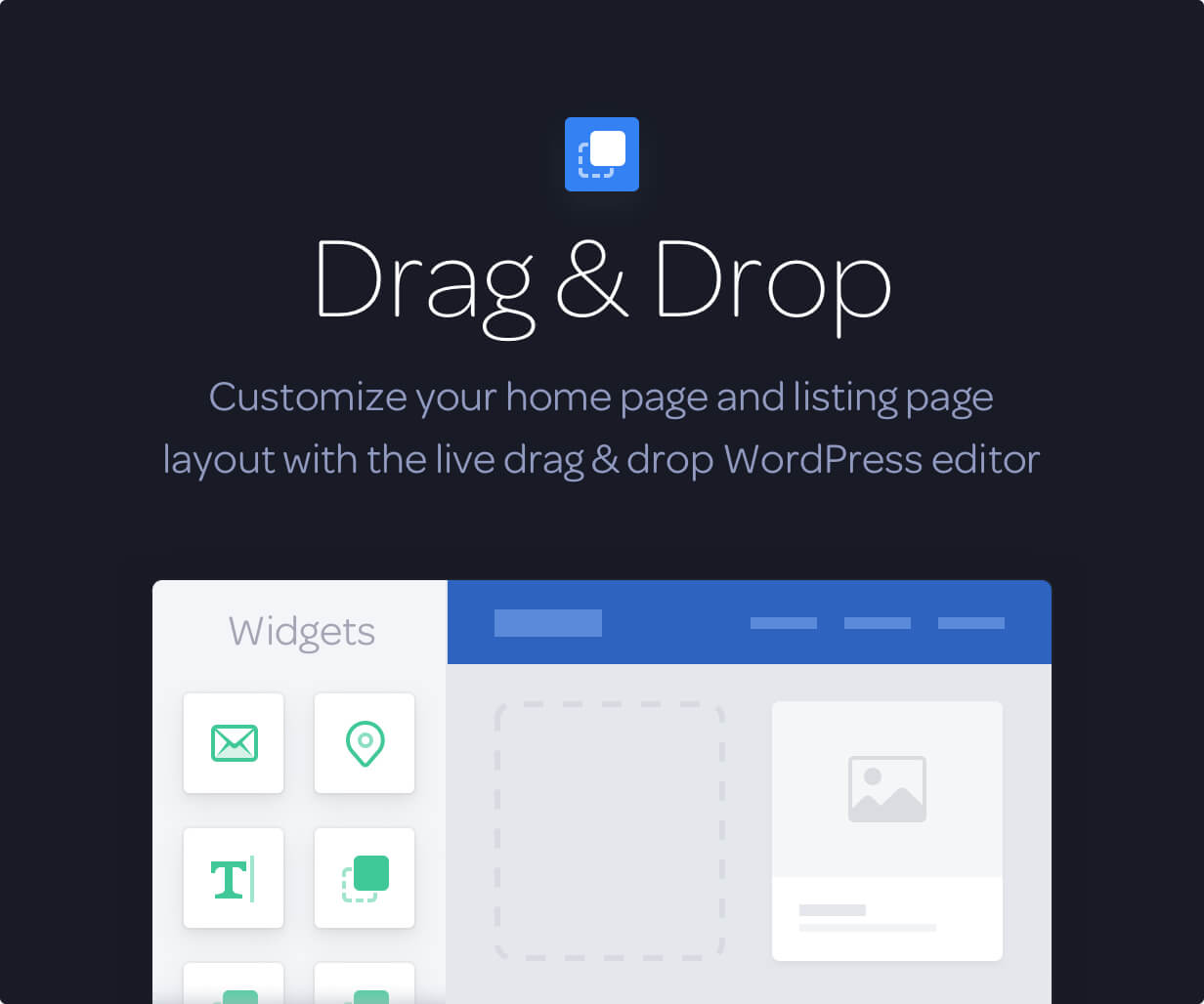 drag drop updated - Listify - Directory WordPress Theme