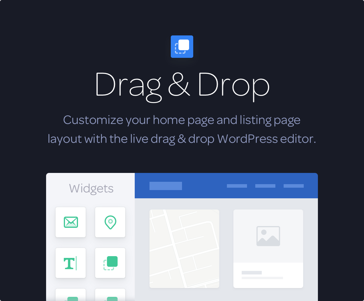 drag drop - Jobify - Job Board WordPress Theme