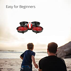 e47ce964 a92d 4646 82d8 7d522636e10c. CR0,0,2000,2000 PT0 SX300   - Holy Stone HS210 Mini Drone RC Nano Quadcopter Best Drone for Kids and Beginners RC Helicopter Plane with Auto Hovering, 3D Flip, Headless Mode and Extra Batteries Toys for Boys and Girls
