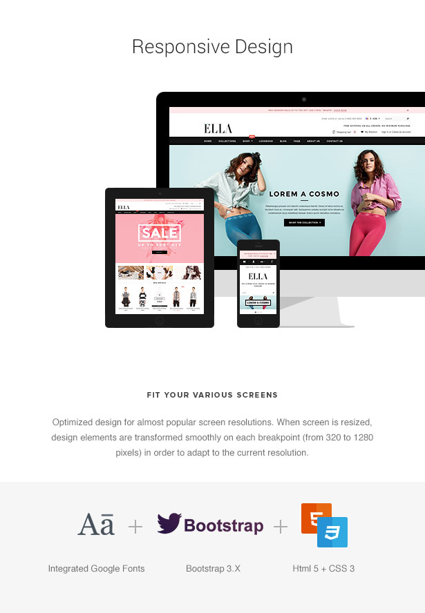 ella shopify template features 002 - Ella - Multipurpose Shopify Sections Theme