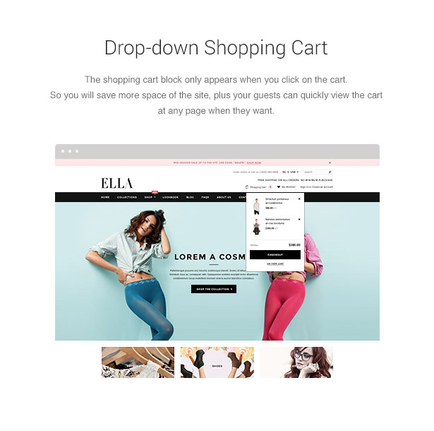 ella shopify template features 006 - Ella - Multipurpose Shopify Sections Theme