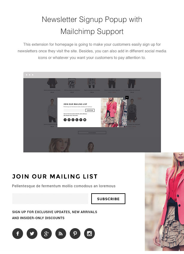 ella shopify template features 007 - Ella - Multipurpose Shopify Sections Theme