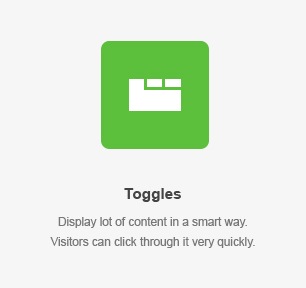 elm toggles - DirectoryPRO - WordPress Directory Theme