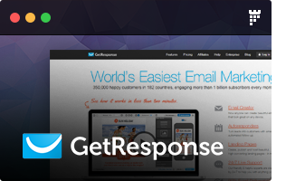 f getresponse - FLATPACK – Landing Pages Pack With Page Builder
