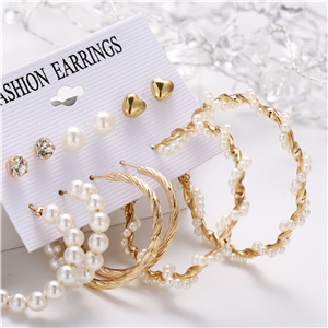 f93a1985 1ec5 467a 894c fefee35f6710.  CR0,0,300,300 PT0 SX300 V1    - 36 Pairs Fashion Tassel Earrings Set for Women Girls Bohemian Acrylic Hoop Stud Drop Dangle Earring Leather Leaf Earrings for Birthday/Party/Christmas/Friendship Gifts
