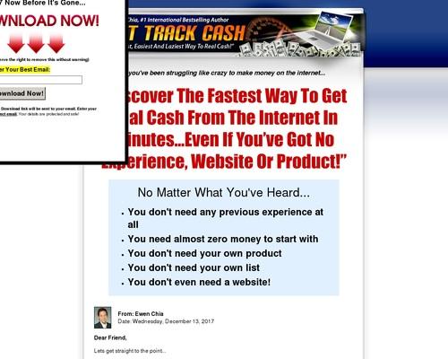 fasttrackc x400 thumb - Ewen Chia's Fast Track Cash!
