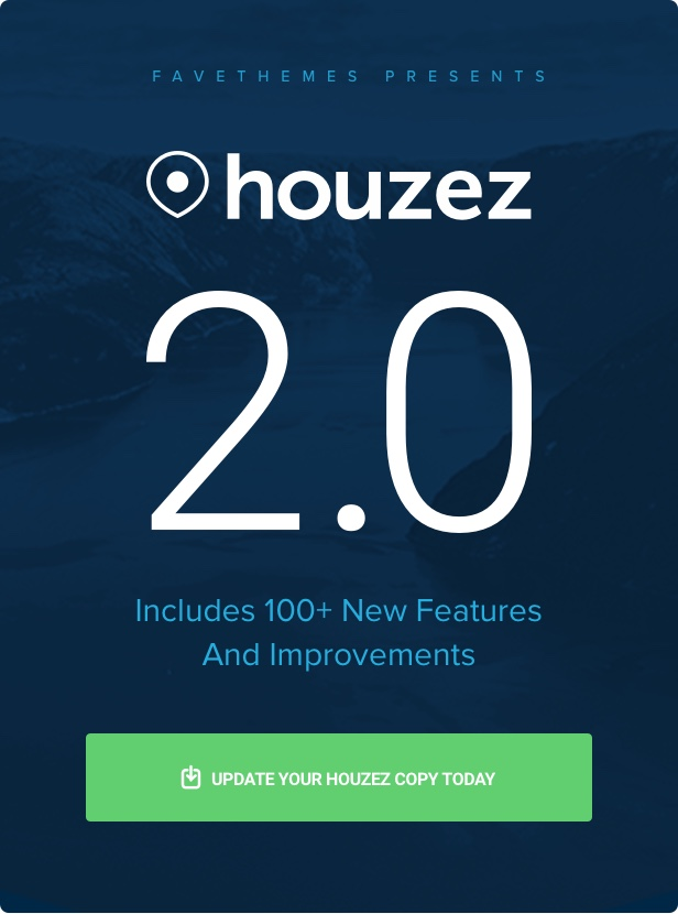 houzez 2 0 intro - Houzez - Real Estate WordPress Theme