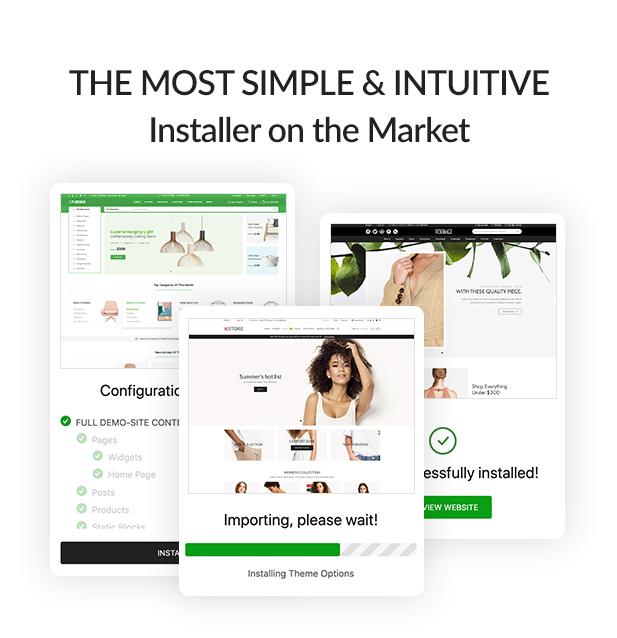installer - XStore | Responsive Multi-Purpose WooCommerce WordPress Theme