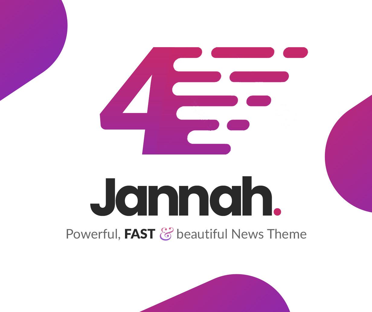 jannah 4 - Jannah - Newspaper Magazine News BuddyPress AMP