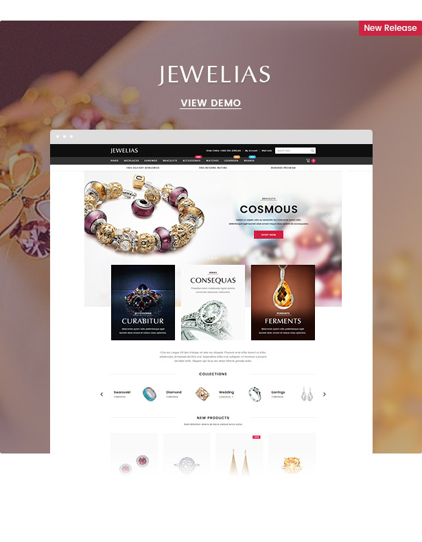 jewelias responsive jewelry shopify theme - Ella - Multipurpose Shopify Sections Theme